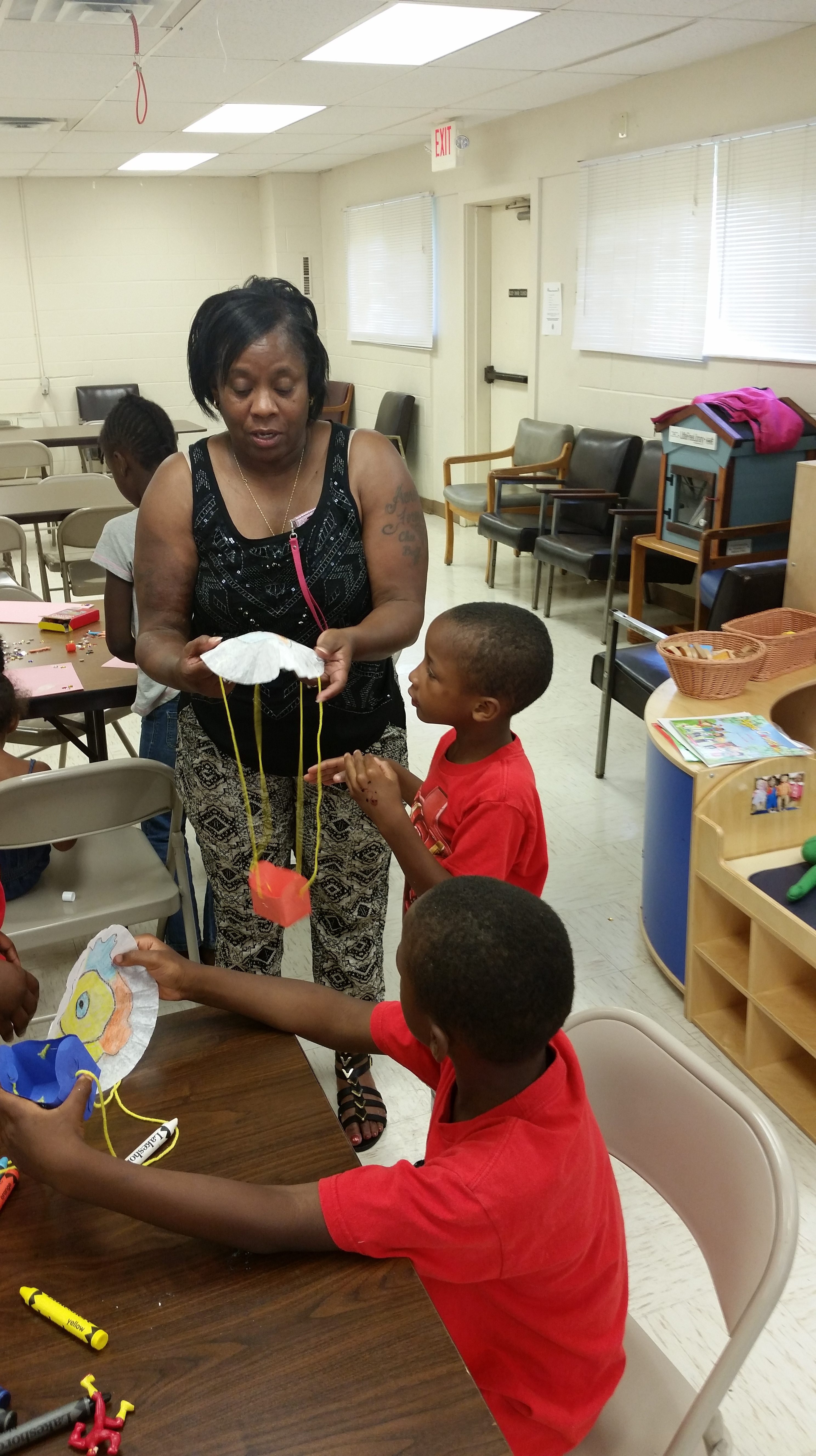 family programs at linwood acres - stark metropolitan housing