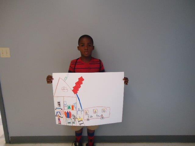 1st LUGAR 6-9 Años de edad Jason Bradley